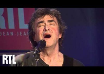 Si je devais manquer de toi – live Grand Studio RTL – 2012