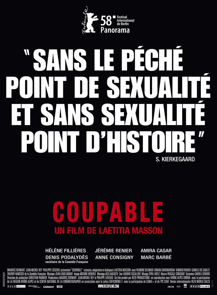 Coupable – de Laetitia Masson