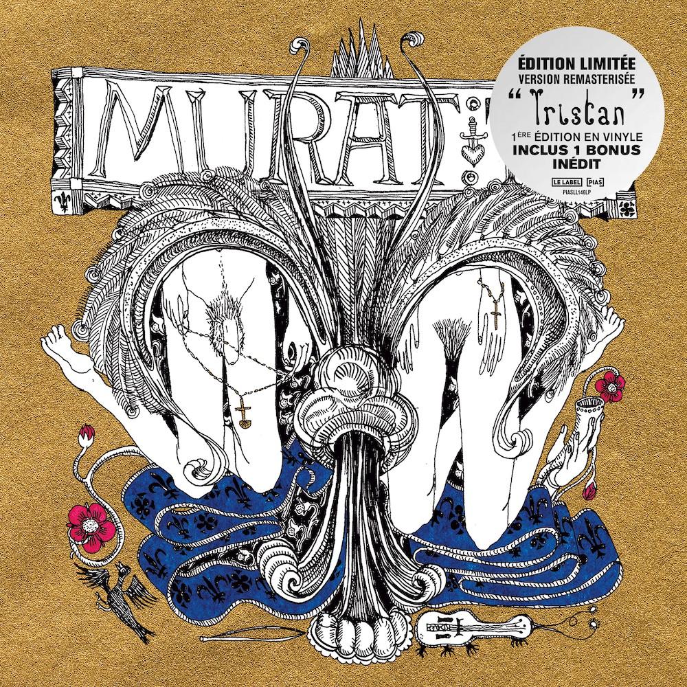 Jean-Louis Murat - Tristan - réédition